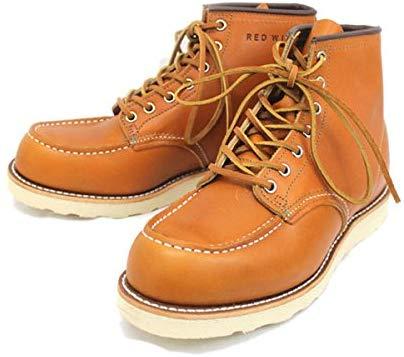レッドウィング(RED WING) 9875 6inch CLASSIC MOC TOE ブーツ