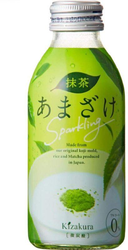 黄桜 抹茶甘酒Sparkling