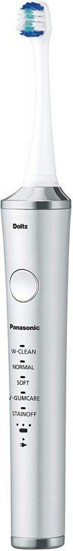 パナソニック(Panasonic) 電動歯ブラシ ドルツ  EW-DP53-S