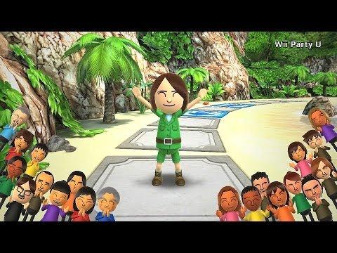 Wii Party U - 任天堂