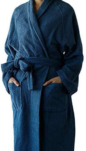 BATHLIER Robe サッと着られるバスローブ