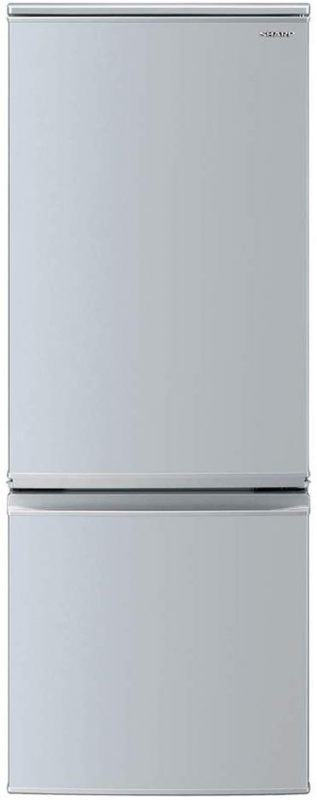 シャープ(SHARP) 冷蔵庫 つけかえどっちもドア SJ-D17E-S