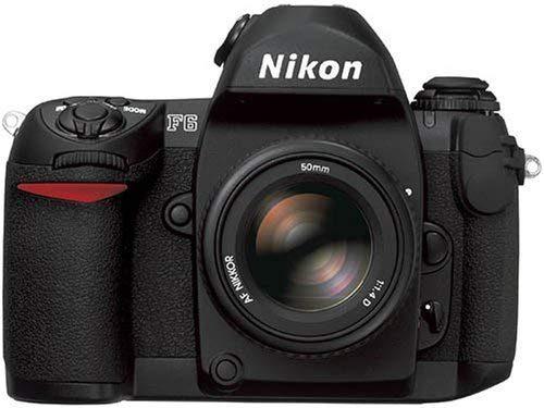 ニコン(Nikon) 35mmフィルム一眼レフカメラ F6 ボディ