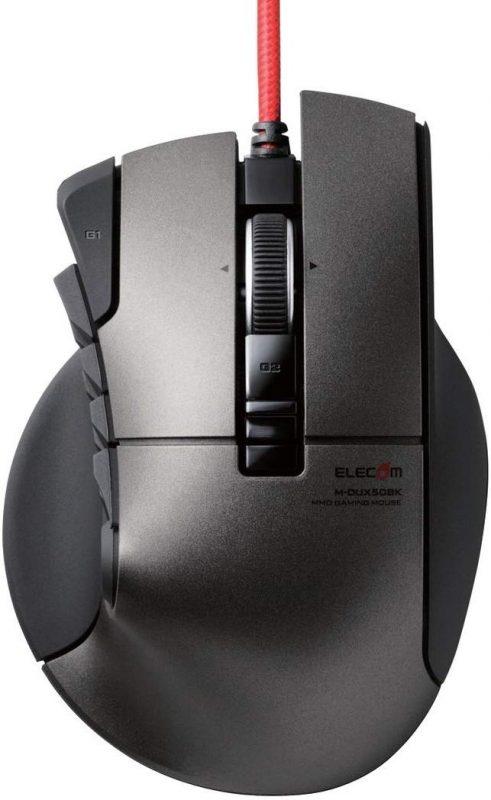 エレコム(ELECOM) DUX MMOゲーミングマウス M-DUX50