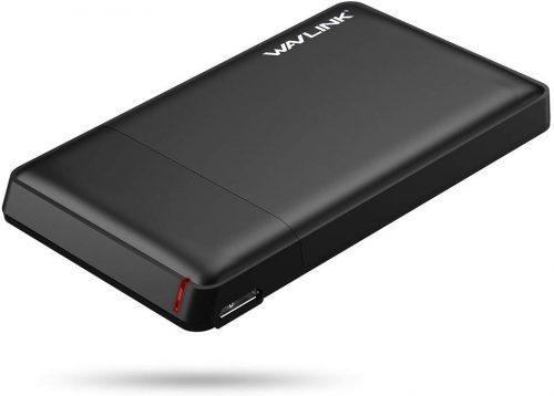 ワブリンク(WAVLINK) USB3.0 STAT HARD DRIVE ENCLOSURE WL-ST235