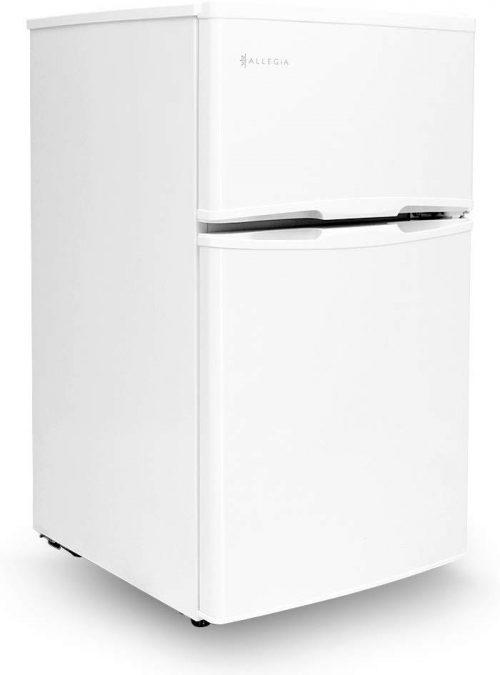 アレジア(ALLEGiA) 2ドア 小型冷蔵冷凍庫 AR-BC97