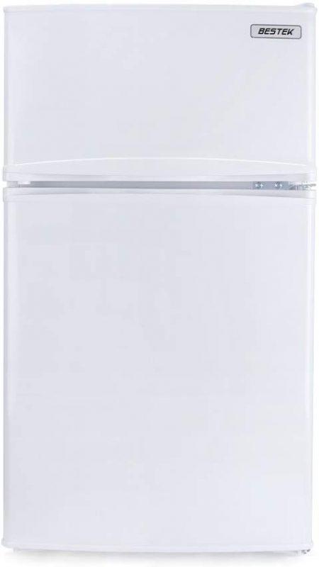 ベステック(BESTEK) 冷凍冷蔵庫 直冷式 2ドア BTMF211