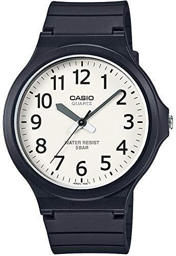 カシオ(CASIO) 腕時計 STANDARD MW-240-7BJF