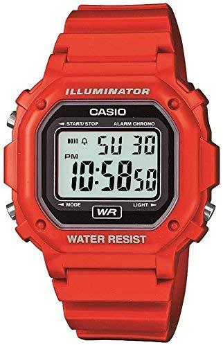 カシオ(CASIO) 腕時計 スタンダード F-108WHC-4AJF