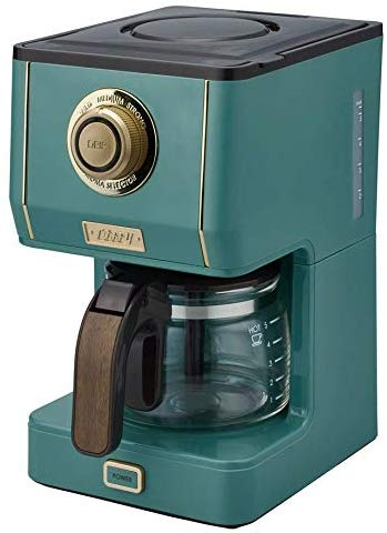 ラドンナ(LADONNA) アロマドリップコーヒーメーカー K-CM5-SG