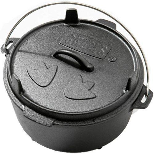 チャムス(CHUMS) ダッチオーブン CH62-1217
