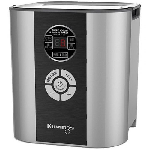 クビンス(Kuvings) ヨーグルト&チーズメーカー KGY-713SM