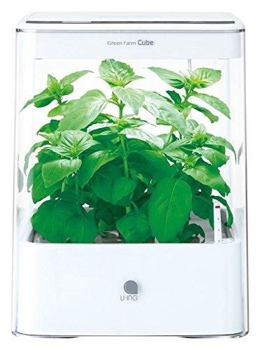 ユーイング 水耕栽培機 Green Farm Cube UH-CB01G1