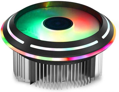 ジョンスボ(JONSBO) RGB対応トップフロー型CPUクーラー CR-901-RGB