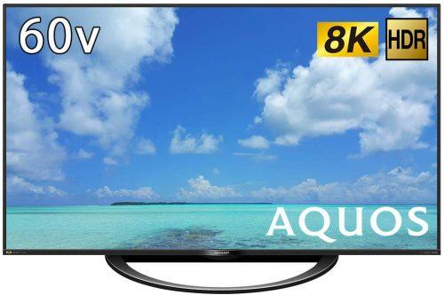 シャープ(SHARP) 60型8K液晶テレビ AQUOS 8T-C60AW1