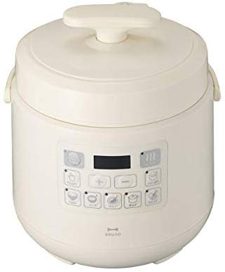 ブルーノ(BRUNO) 電気圧力鍋 マルチ圧力クッカー BOE058