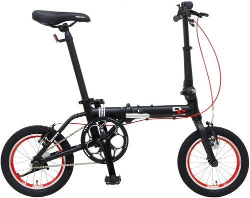 ディーパー(DEEPER) 14インチ 折りたたみ自転車 DFB-140