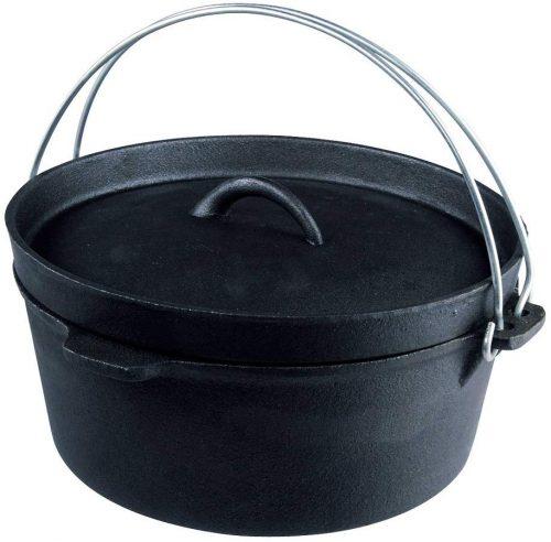バンドック(BUNDOK) ダッチオーブン BD-381