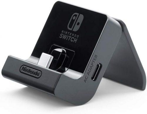 任天堂(Nintendo) Nintendo Switch充電スタンド フリーストップ式