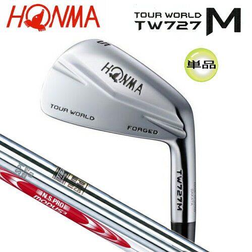 本間ゴルフ TW727M