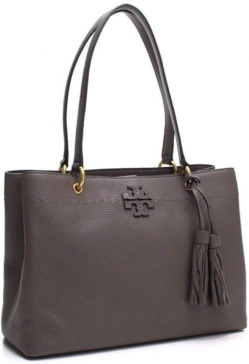 トリーバーチ(TORY BURCH) MCGRAW TRIPLE-COMPARTMENT TOTE