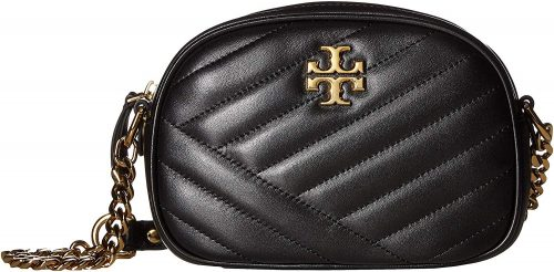 トリーバーチ(TORY BURCH) KIRA CHEVRON SMALL CAMERA BAG