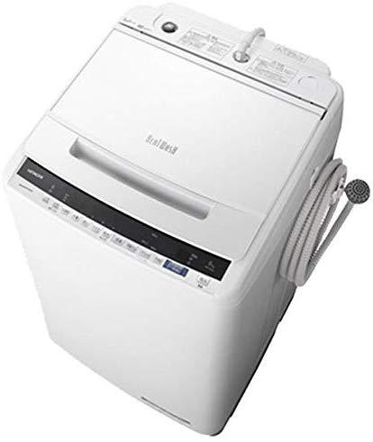 日立(HITACHI) ビートウォッシュ 日立全自動洗濯機 BW-V80E 8.0kg