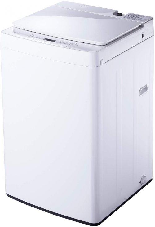 ツインバード工業(TWINBIRD) 全自動電気洗濯機 5.5kg WM-EC55