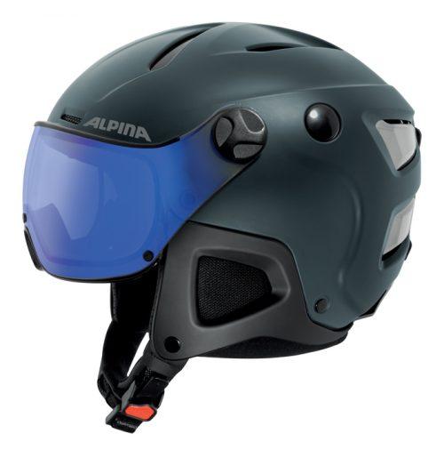 アルピナ(ALPINA) スノーボード用ヘルメット ATTELAS VISOR VHM