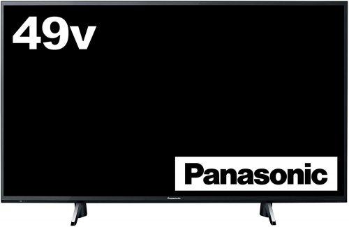 パナソニック(Panasonic) 49V型 4Kチューナー内蔵 液晶テレビ VIERA TH-49GX750