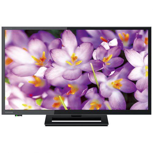 東芝(TOSHIBA) 24V型 HD LED液晶テレビ REGZA 24S22