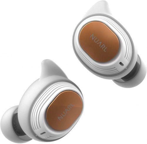 ヌアール(NUARL) 完全ワイヤレス Bluetoothイヤホン NT110