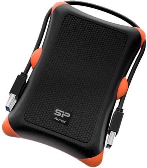 シリコンパワー(Silicon-Power) ポータブルHDD 2TB SP020TBPHDA30S3K