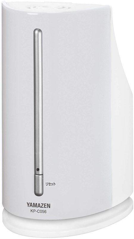 山善(YAMAZEN) ペットボトル式加湿器 KP-C056