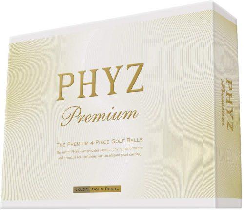 ブリヂストン(BRIDGESTONE) PHYZ Premium