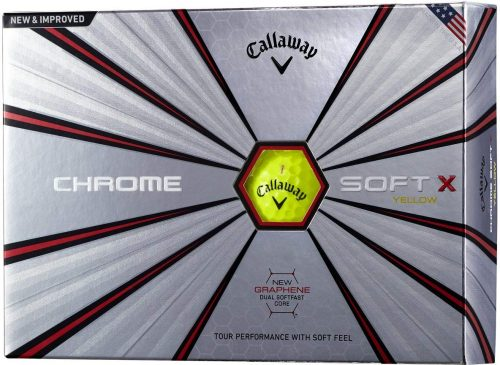 キャロウェイ(Callaway) CHROME SOFT X