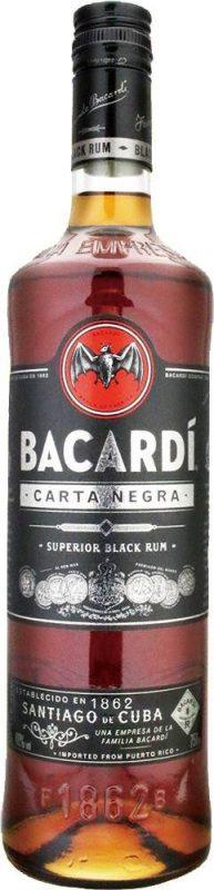 バカルディ(BACARDI) ブラック