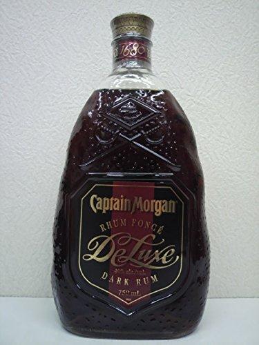 キャプテンモルガン(Captain Morgan) デラックス ダーク・ラム