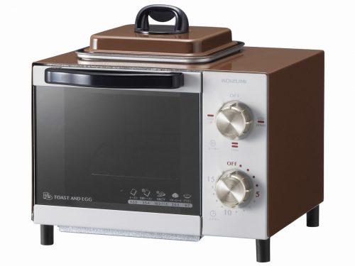 コイズミ(KOIZUMI) オーブントースター KOS-0703/T