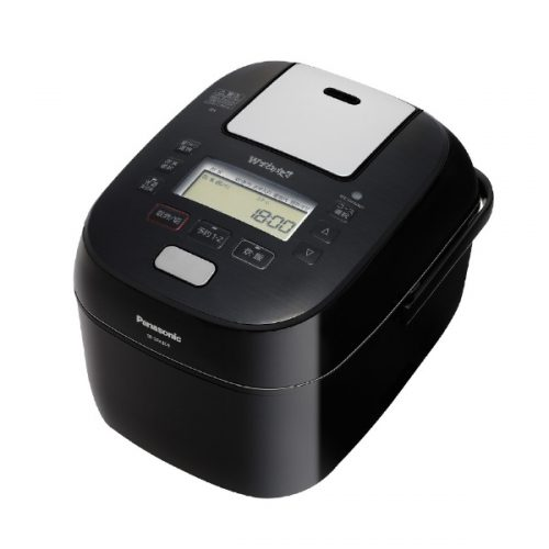 パナソニック(Panasonic) 炊飯器 1升 スチーム可変圧力IH式 Wおどり炊き SR-SPA189