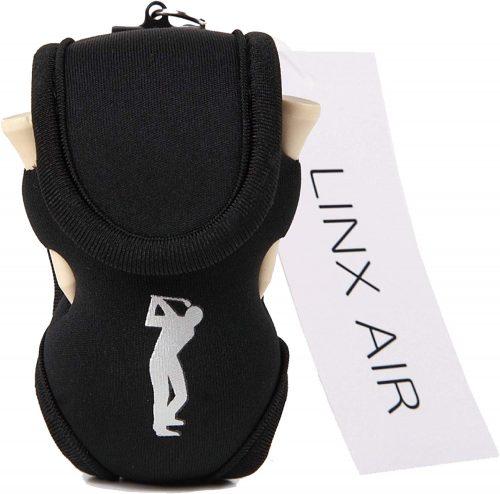 LINX AIR ゴルフボールポーチ