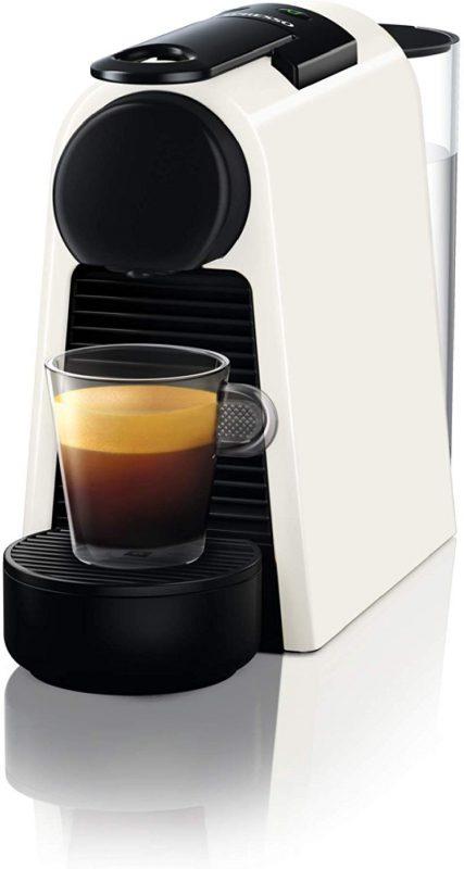 ネスプレッソ(Nespresso) コーヒーメーカー エッセンサ ミニ D30WH