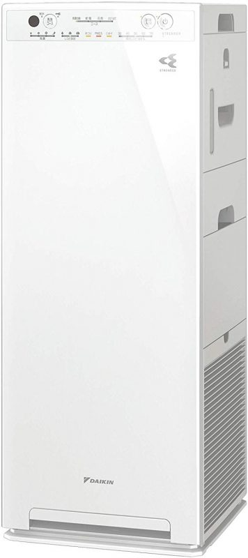 ダイキン(DAIKIN) 加湿ストリーマ空気清浄機 MCK55W