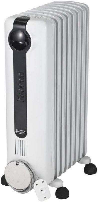デロンギ(DeLonghi) オイルヒータースリムデザインモデル JRE0812