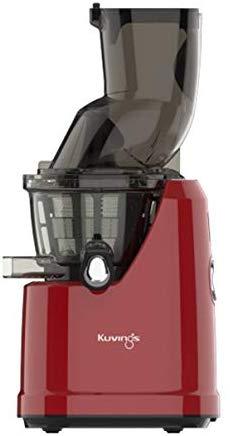 クビンス(Kuvings) ホールスロージューサー 低温圧搾方式 サイレントジューサー EVO-800
