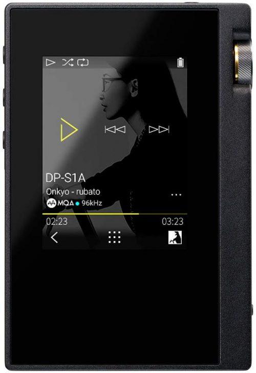 オンキヨー(ONKYO) ハイレゾ対応デジタルオーディオプレーヤー rubato DP-S1A