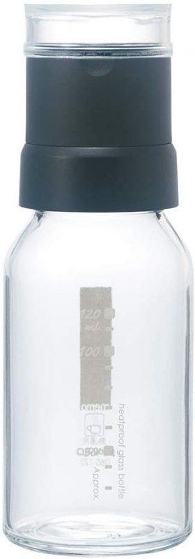 ハリオ(HARIO) スパイスミル 塩・こしょう SMS-120-B
