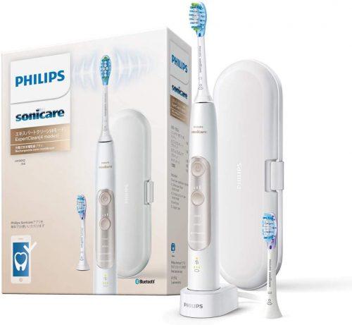 フィリップス(Philips) 電動音波歯ブラシ ソニッケアー エキスパートクリーン HX9662/06