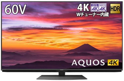 シャープ(SHARP) AQUOS 4T-C60BN1