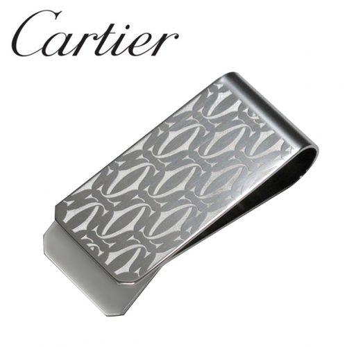 カルティエ(Cartier) マネークリップ T1220237